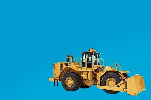 Колесные редукторы тракторов Caterpillar от компании Автогоризонт