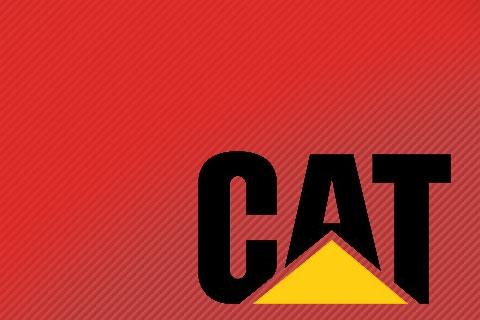 Опорно поворотное устройство Caterpillar от компании Автогоризонт