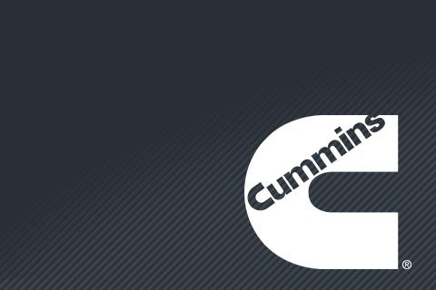 Генератор двигателя Cummins от компании Автогоризонт
