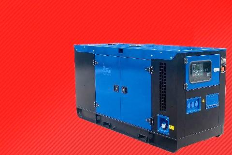 Дизель генератор для промышленных целей