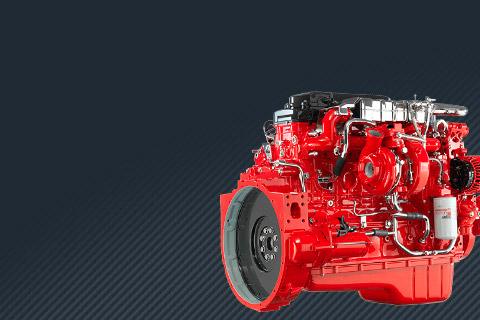 Двигатели для спецтехники и грузовиков