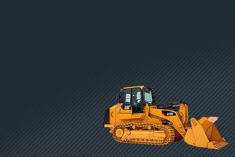 Редуктор фронтального погрузчика Caterpillar от компании Автогоризонт