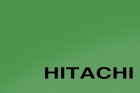 Поворотный круг Hitachi от компании Автогоризонт
