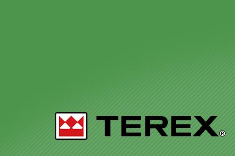 Запчасти гусеничного хода Terex
