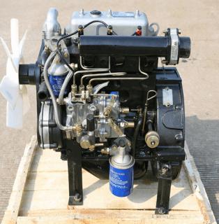 YD380D двигатель