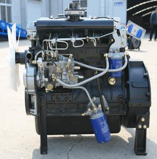 Дизельный двигатель Yangdong 30 кВт