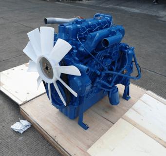 Y4102ZLD двигатель