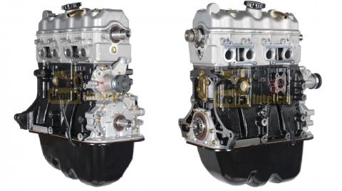 Двигатель без навесного 4HF1