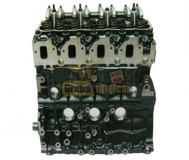 Двигатель без навесного 4JH1