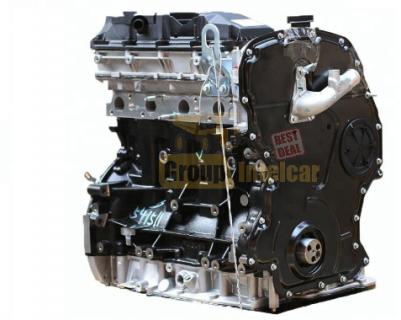 Двигатель без навесного Форд Транзит 2.4