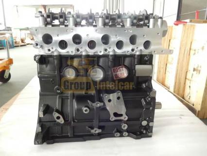 Двигатель без навесного Toyota 5L