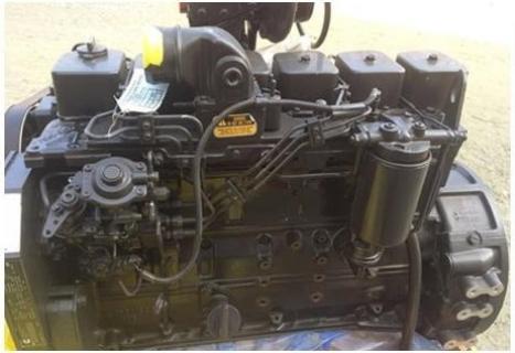 Двигатель Cummins 6BTA 5.9, 6BTAA 5.9