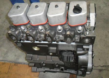 Двигатель Cummins 4BTA 3.9 без навесного