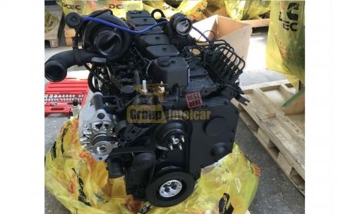 B5.9-c cummins двигатель Komatsu PC220
