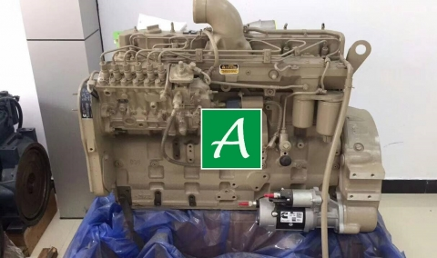 Двигатель Cummins Hyundai R330LC-9S