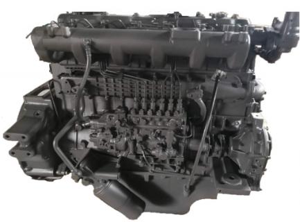 Двигатель Doosan DE12TIS