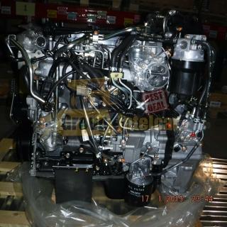 Двигатель в полной комплектации 4HK1-TC