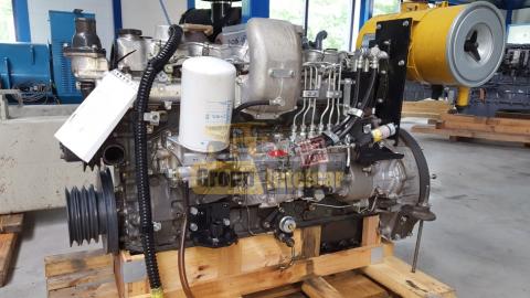 Двигатель в полной комплектации 6D16T (Контрактный)