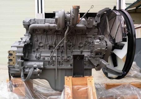 Двигатель в полной комплектации 6SD1