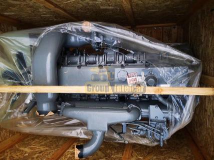 Двигатель в полной комплектации 6WG1