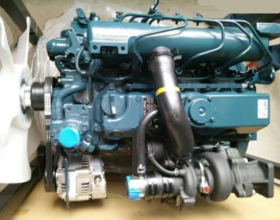 Двигатель в сборе Kubota D1105