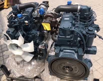 Двигатель в сборе Kubota D1305