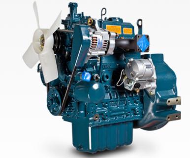 Двигатель в сборе Kubota D905