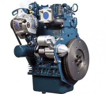 Двигатель в сборе Kubota Z482