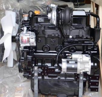 Двигатель Yanmar 4TNV98
