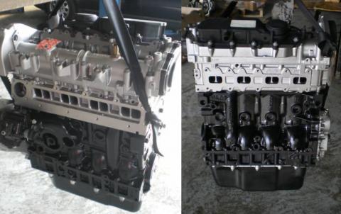 Новый двигатель Фиат Дукато F1AE0481C