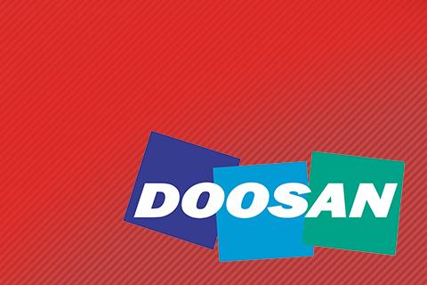 Запчасти гусеничного хода Doosan