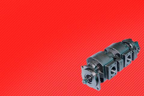 Гидромоторы хода экскаватора, гидромоторы поворота