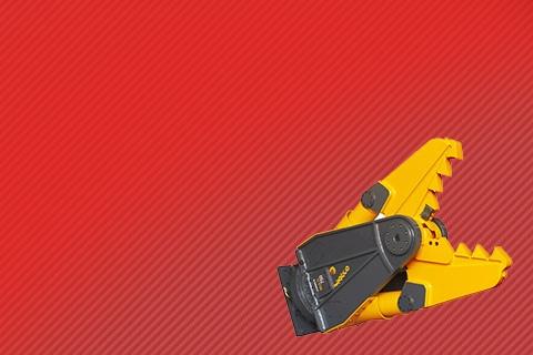 Купить гидроножницы для экскаватора от компании Автогоризонт