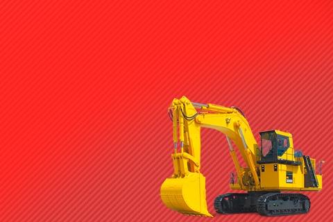 Купить гидравлический редуктор карьерного экскаватора Case