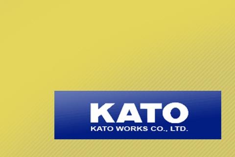 Опорно поворотное устройство Kato от компании Автогоризонт