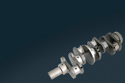 Коленчатые валы для дизельных двигателей