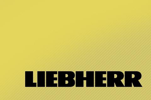 Опорно поворотное устройство Liebherr от компании Автогоризонт