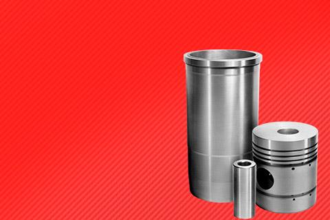 Цилиндро поршневая группа двигателя от компании Автогоризонт