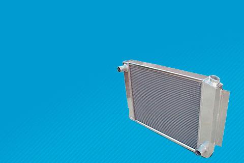 Радиаторы охлаждения для спецтехники