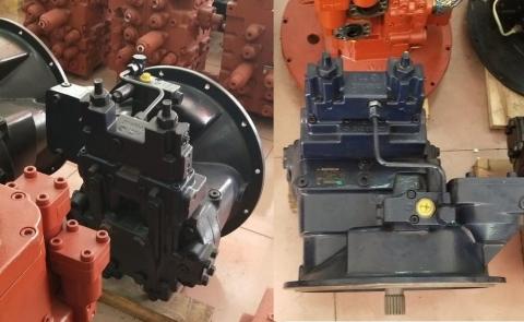 Акисально-поршневой насос Hitachi ZX160LC