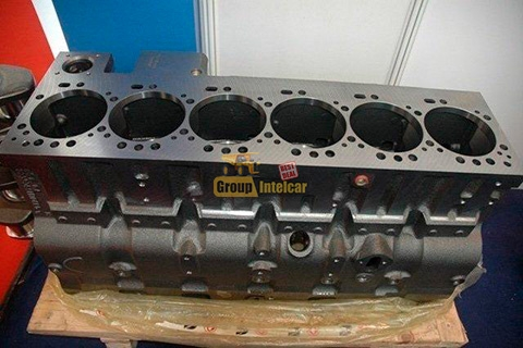 Блок цилиндров Cummins QSK19-C600