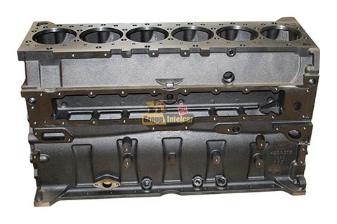 Блок цилиндров Cummins QSX15 350 (Short block)