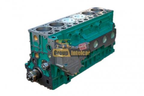 Блок цилиндров двигателя Sinotruk WD615