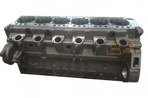 Блок цилиндров Mercedes OM457LA