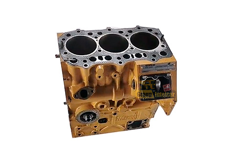 Блок цилиндров Perkins 403D
