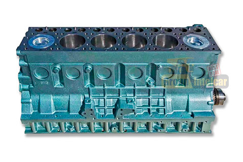 Блок цилиндров HOWO WD615