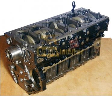 Блок двигателя Hitachi 6HK1, AH-6HK1X, AA-6HK1X