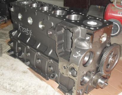 Блок двигателя Cummins QSL