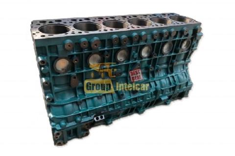 Блок двигателя Shacman WP12