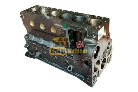 Блок двигателя Shacman WP10